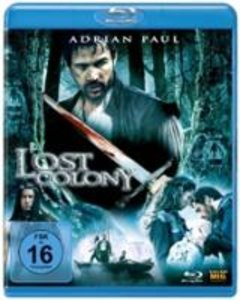 Lost Colony (Blu-ray)