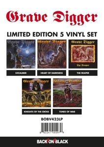 Limited Edition Vinyl Set