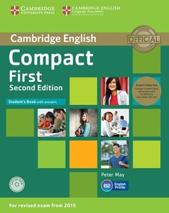 Compact First. Student's Pack (Student's Book with CD-ROM withou