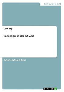 Pädagogik in der NS-Zeit