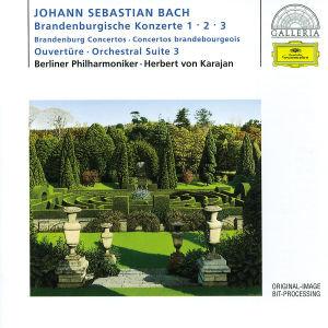 Brandenburgische Konzerte 1-3/+