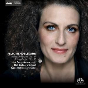 Violin Concerto,op.64 & String Octet,op.20