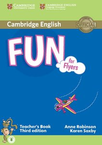 Fun for Flyers. Teacher's Book with audio CD