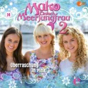 (14)Original HSP z.TV-Serie-Überraschung In Pink