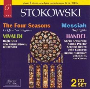 Stokowski Dirigiert Vivaldi/Händel