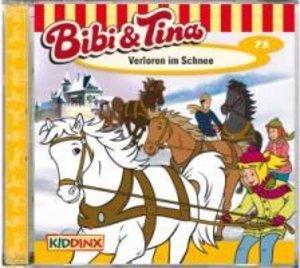 Bibi und Tina 73. Verloren im Schnee