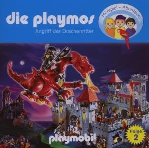 Die Playmos 02. Angriff der Drachenritter