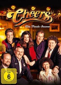 Cheers - Season 11 (4 Discs)