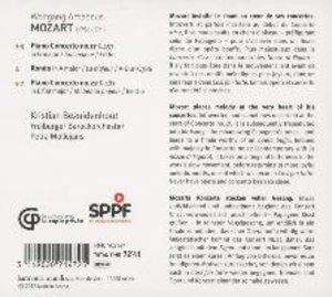 Klavierkonzerte K.453 & 482, Rondo KV 386