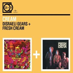 2 For 1: Disreali Gears/Fresh Cream