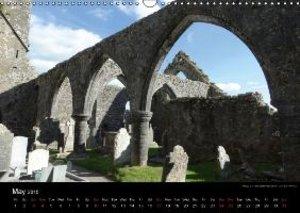 Ireland Monuments 2015 (Wall Calendar 2015 DIN A3 Landscape)