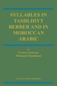 Syllables In Tashlhiyt Berber And In Moroccan Arabic
