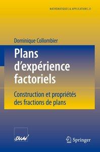 Plans d'expérience factoriels