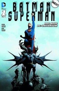 Batman / Superman 01. Gefahr für zwei Welten