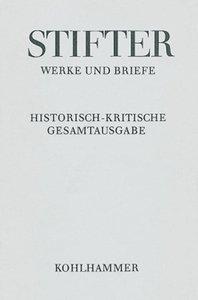 Werke und Briefe I/3. Studien, Journalfassungen III