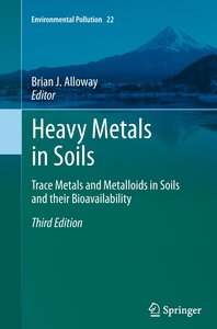 Heavy Metals in Soils