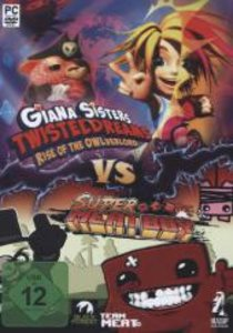 Clash of Games: Giana Sisters vs. Super Meat Boy
