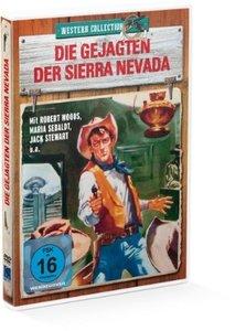 Die Gejagten der Sierra Nevada - Western Collection