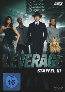 Leverage - Staffel 3