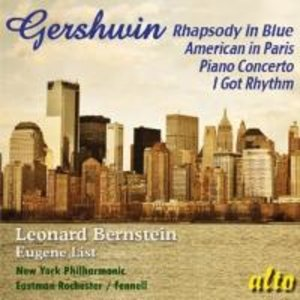 Rhapsody in Blue/An American in Paris/I got Rhythm