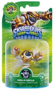 Skylander Swap Force - GRILLA DRILLA (Swap-Charakter)