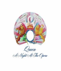 A Night At The Opera (Blu-Ray Audio)