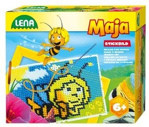 Simm 42617 - Lena: Stickbild Biene Maja 1