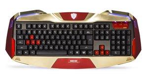 MARVEL Iron Man 3 - Stark Industries MARK XLII Gaming Keyboard