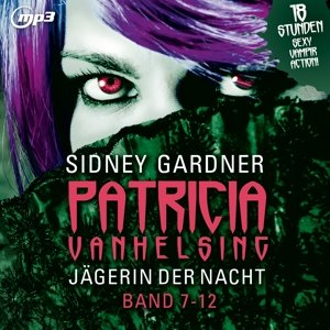 Jägerin der Nacht.Band 7-12.MP3 Version