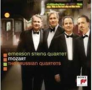 The Prussian Quartets