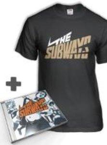 Subways-CD+T-Shirt L Ladies,The