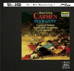 Carmen Suite 1+2/Suite From 'Peer Gynt'