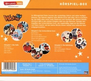 Hörspiel Sammelbox 1 (3 CDs)
