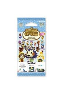 amiibo Karten - Animal Crossing: Happy Home Designer (3er Pack)