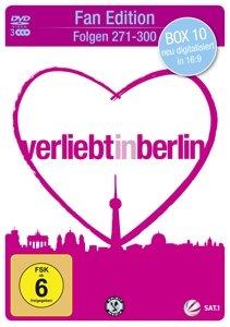 Verliebt in Berlin - Box 10 FAN EDITION (Folge 271-300)