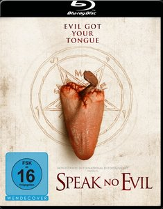 Speak No Evil (Blu-Ray)