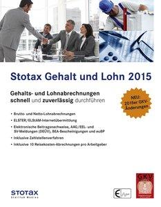 Stotax Gehalt und Lohn 2015