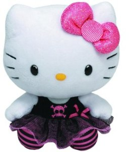 Hello Kitty Baby - Punk, 15cm