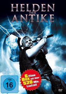 Helden Der Antike (2DVD-Set)