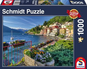 Blick auf den Comer See, 1.000 Teile Puzzle