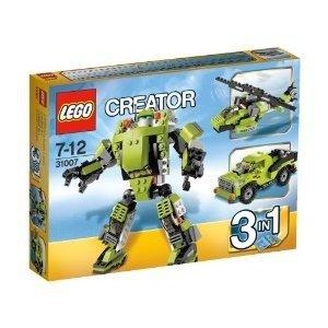 LEGO® Creator 31007 - Power Roboter