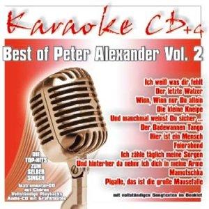 Best of Peter Alexander Vol.2 CDG