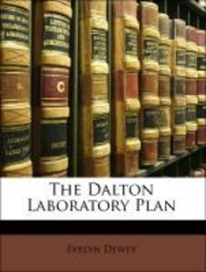 The Dalton Laboratory Plan