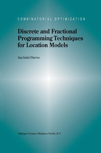 Discrete and Fractional Programming Techniques for Location Mode