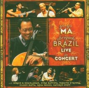 Obrigado Brazil-Live In Concert