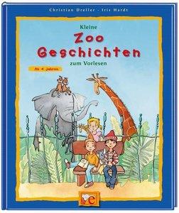 Kleine Zoogeschichten zum Vorlesen