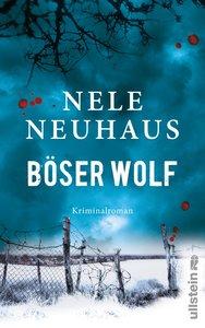 Neuhaus, N: Böser Wolf