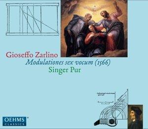 Modulationes sex vocum (1566)