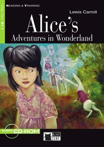 Alice's Adventures in Wonderland - Black Cat Step 2