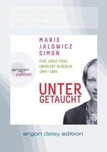 Untergetaucht (DAISY Edition)